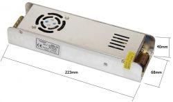 захранване за светодиодно осветление 12V 240W