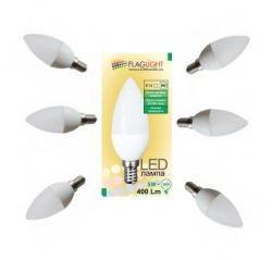 LED Candle Light E14 5W