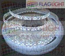 2835 - 120 LED/м Влагозащитена бяла