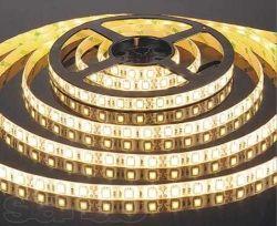 5050 - 60 LED/м Влагозащитена ТОПЛО БЯЛА