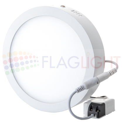 LED ПЛАФОН 18W  за външен монтаж