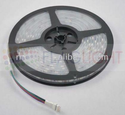 5050 - 60 LED/м RGB Двойно влагозащитена Многоцветна Лента