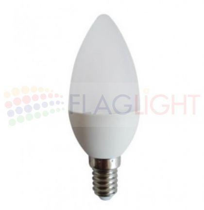 LED ЛАМПИ Е14 5 W кендъл