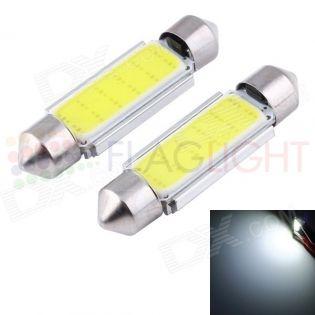 Авто LED крушка за плафон-2бр.к-кт