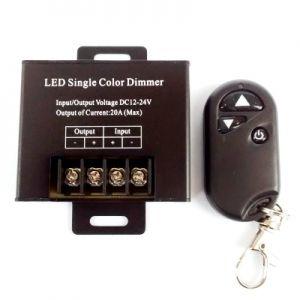 Димер за LED ленти 360W RF