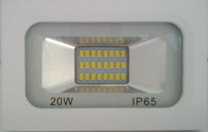 LED FLOOD LIGHT 20W SMD ultra slim