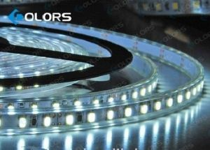 LED STRIPS 3528-60 IP65 in silicone tube