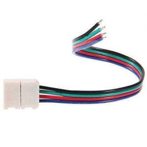 КОНЕКТОР (накрайник) за RGB лента