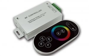 КОНТРОЛЕР ЗА RGB лента сензорно RF дистанционно управление