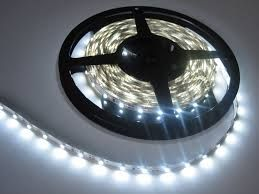 2835 - 60 LED/м СТУДЕНО БЯЛА