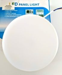 Economi multi pack LED Panel Light 24 W IP40 4000 K