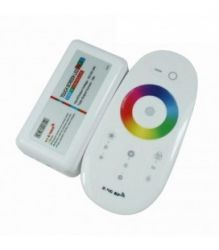Touch screen LED Controller 288W IR RGB+ W