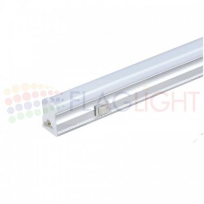 T5 10W 60cm LED Batten Fitting Natural White