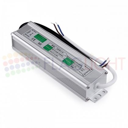 Waterproof  LED Power Supply - 12V 60W IP67
