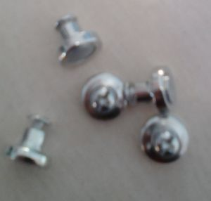 MAGNETIC SCREWS 5pcs