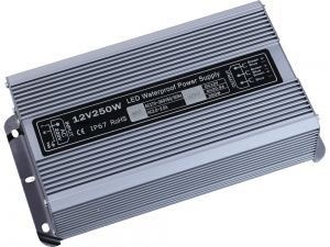 LED POWER SUPPLY  IP67 24V 250 W