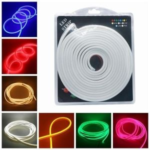 5 m Neon Flexible Strip Light  12 V ► FLAG LIGT