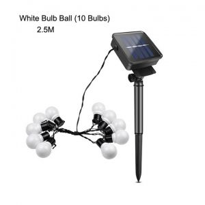 10 m LED Lighting  BALL 3.6W IP44 RGB