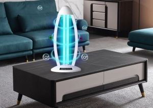 UV GERMICIDAL TABLE LAMP
