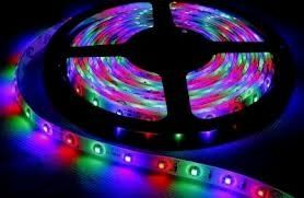 LED strip 3528 - 60 LED/m RGB Waterproff